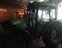 Приобретен новый немецкий трактор