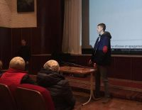 """LLC """"Plodovoe"""" held a training seminar """" forming Spindle Apple trees for intensive orchards"""""""