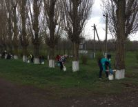 """""""Plodovoe"""" LLC took part in All-the Kuban clean-up event."""